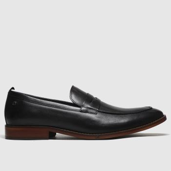 base london Black Lens Mens Shoes