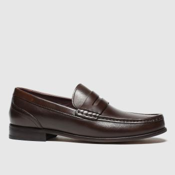 Base London Brown Cassio Mens Shoes