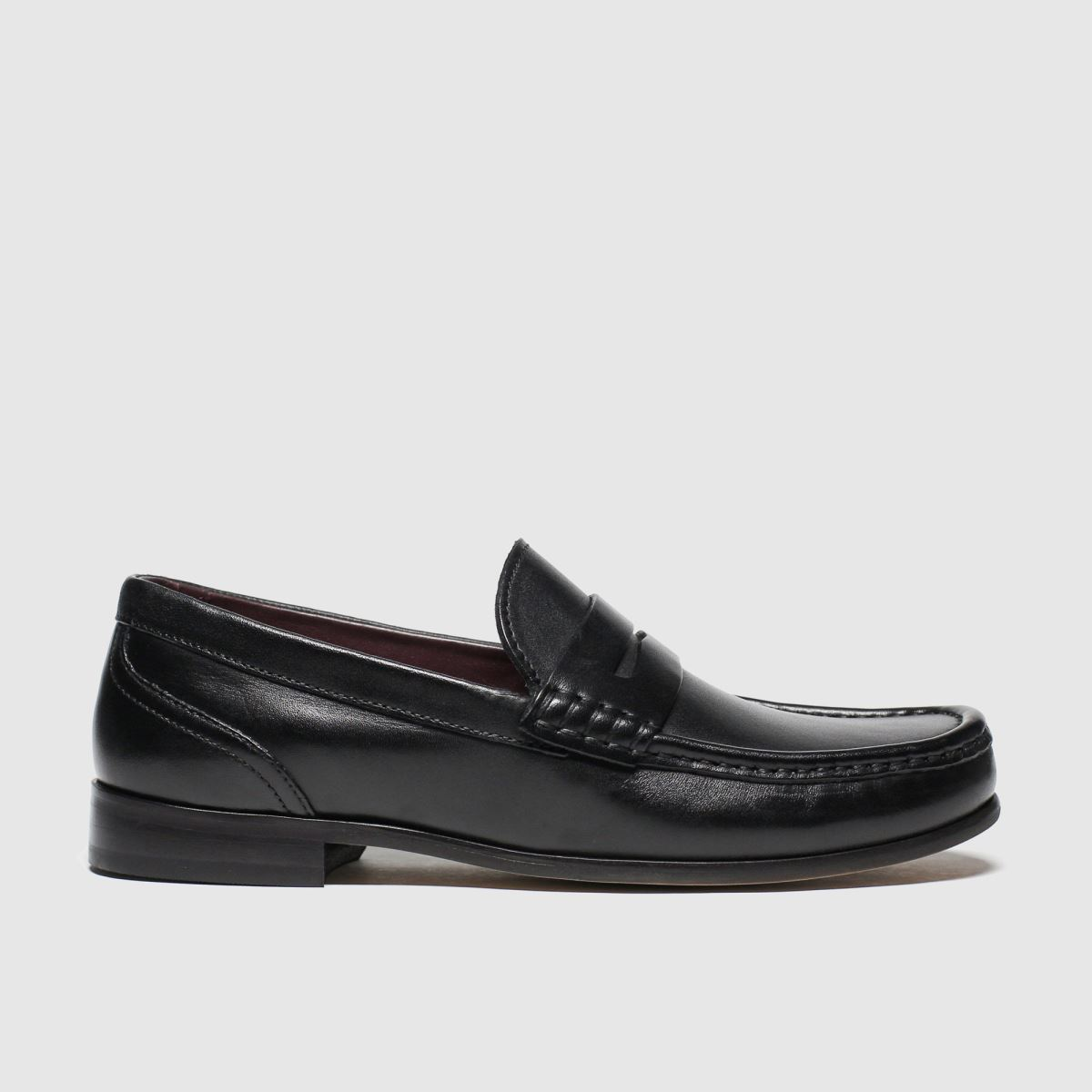 Base London Black Cassio Shoes