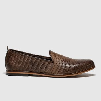 Base London Brown Capelli Mens Shoes