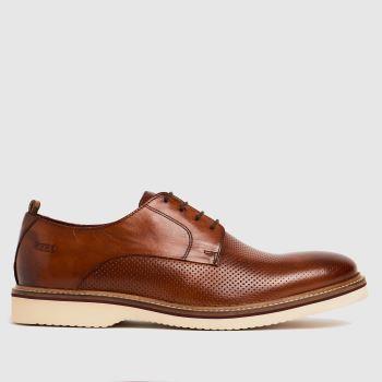 Base London Tan Grady Mens Shoes