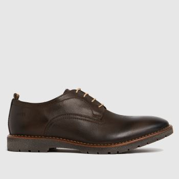 Base London Brown Avery Mens Shoes