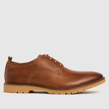 Base London Tan Avery Mens Shoes