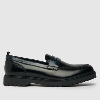 Base London Black Base Gable Mens Shoes