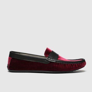 schuh burgundy luigi shoes