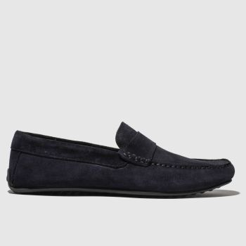 schuh Navy Luigi Mens Shoes