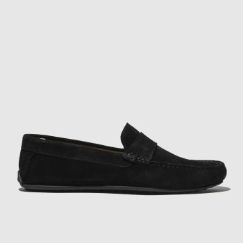 Schuh Black Luigi Mens Shoes