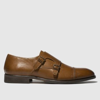 Schuh Tan Bridson Mens Shoes
