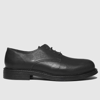 schuh Black Broseph Gibson Mens Shoes