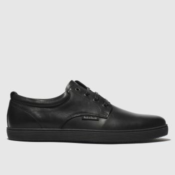 Red Or Dead Black MR HICKLING LOW Shoes