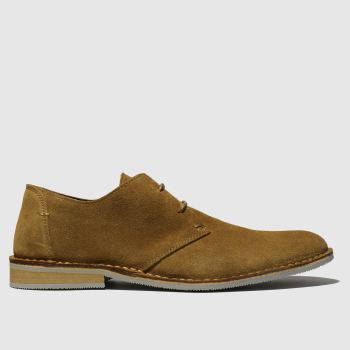Ikon Tan Franklin Desert Mens Shoes