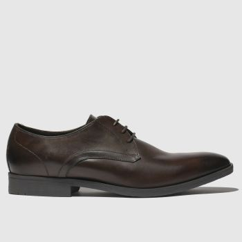 Ikon Brown Cresta Mens Shoes