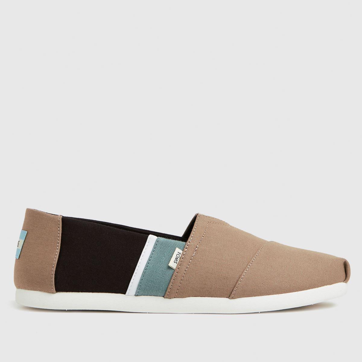 TOMS Stone Alpargata 3.0 Vegan Shoes