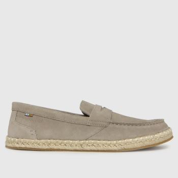 TOMS Stone Stanford Rope Mens Shoes
