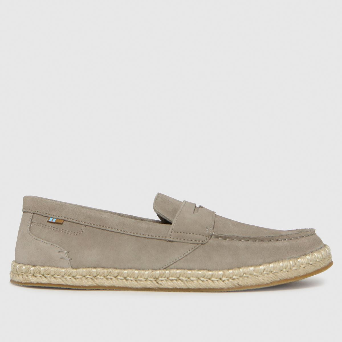 TOMS Stone Stanford Rope Shoes