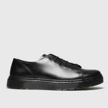 Dr Martens Black Dante Shoe Mens Shoes