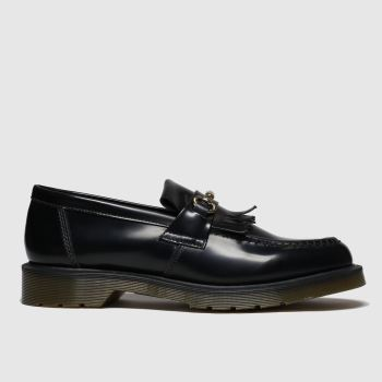 Dr Martens Black Adrian Snaffle Mens Shoes