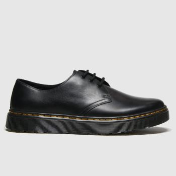 Dr Martens Black Thurston Lo Mens Shoes