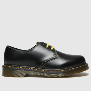 Dr Martens Black 1461 Atlas Mens Shoes