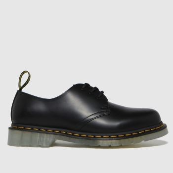 Dr Martens Black 1461 Iced Mens Shoes