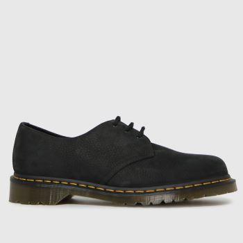 Dr Martens Black 1461 3 Eye Mens Shoes