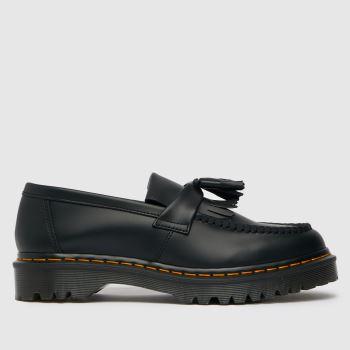 Dr Martens Black Adrian Bex Mens Shoes