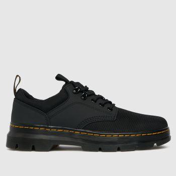 Dr Martens Black Reeder Mens Shoes