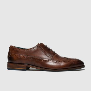 Ted Baker Tan Asonce Mens Shoes