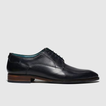 Ted Baker Navy Parals Mens Shoes
