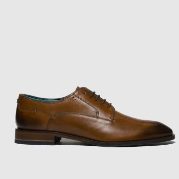 Ted Baker Tan Parals Mens Shoes