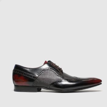 Ted Baker Burgundy Ollivm Shoes