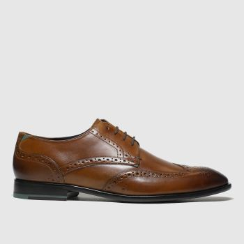 Ted Baker Tan Trvss Mens Shoes