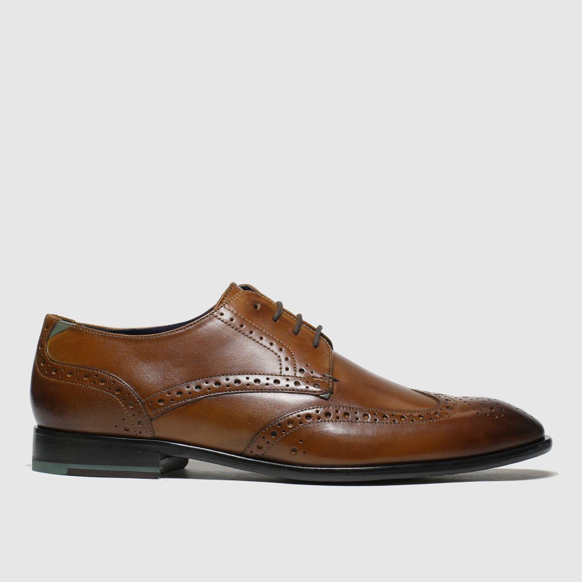 Ted Baker Tan Trvss Shoes