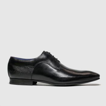 Ted Baker Black Trifp Mens Shoes