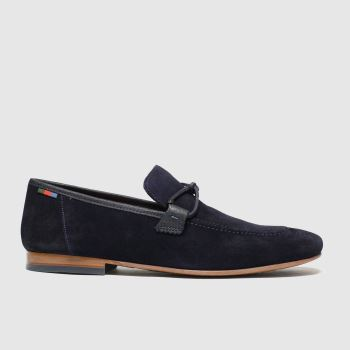 Ted Baker Navy Crecy Mens Shoes