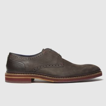 TED BAKER Brown Eizzg Mens Shoes