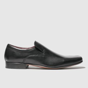 Schuh Black Warwick Slip Mens Shoes