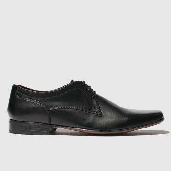 Schuh Black Warwick Gibson Mens Shoes