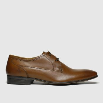 schuh Tan Letts Gibson Mens Shoes