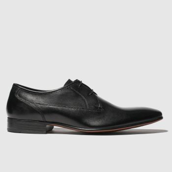 Schuh Black Letts Gibson Mens Shoes