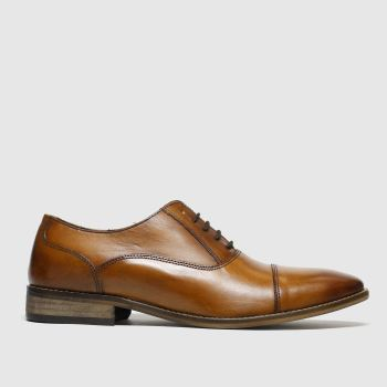 Schuh Tan Tobias Oxford Mens Shoes