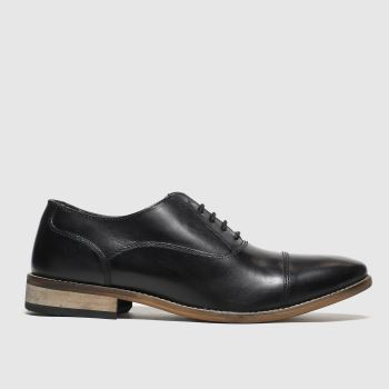 Schuh Black Tobias Oxford Mens Shoes