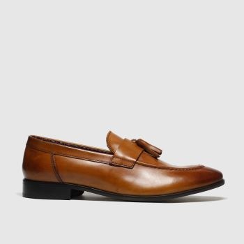 Schuh Tan Catch Apron Mens Shoes