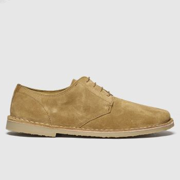 Schuh Tan Simpson Derby Shoes