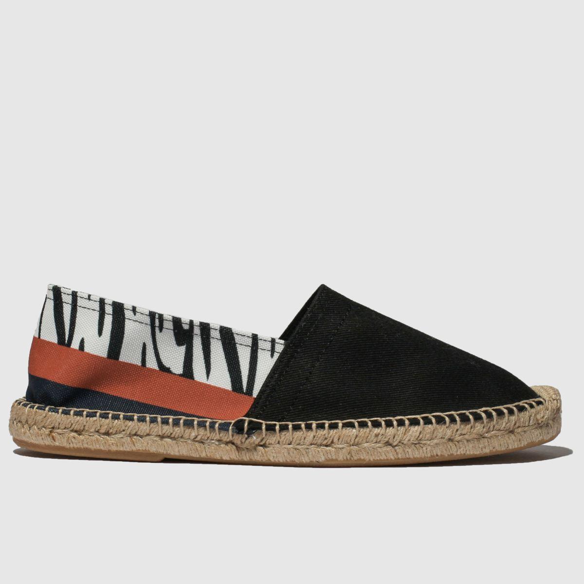 Red Or Dead Black & White Mr Subires Shoes