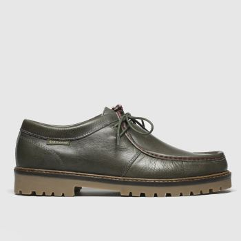 Red Or Dead Khaki Mr Haley Mens Shoes