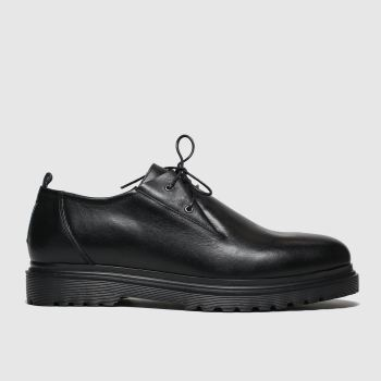 Shoe The Bear Black Davis Mens Shoes