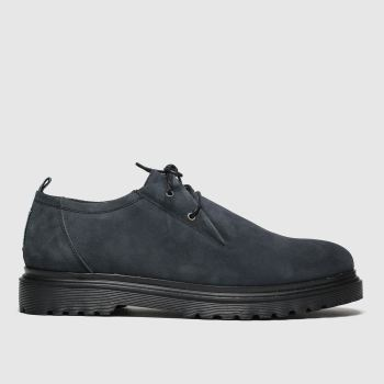 Shoe The Bear Navy Davis Mens Shoes