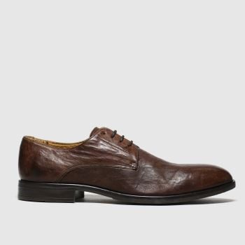 Schuh Brown Minhaj Gibson c2namevalue::Mens Shoes