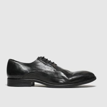 Schuh Black Minhaj Gibson Mens Shoes